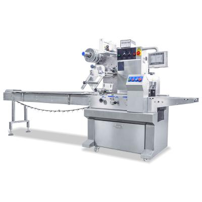 Croissant Bread Packaging Machine