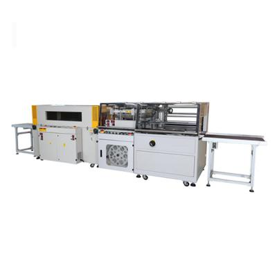 Heat Shrink packaging machine for Cosmetic Box